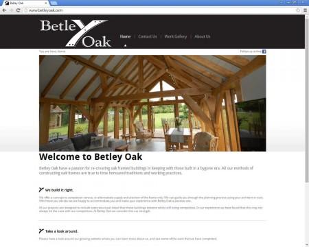 Betley Oak