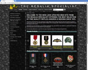 The Regalia Specialist
